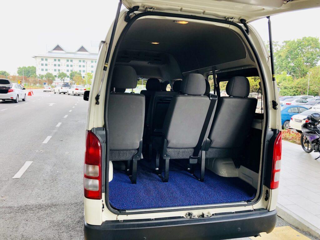 Car/Van Land Transport