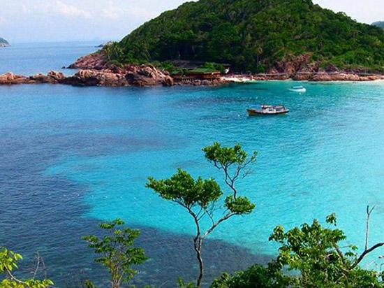Online Boat ticket - Bidong Island