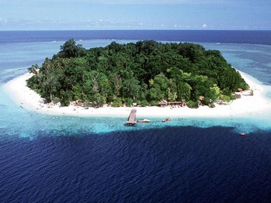 Online Boat ticket - Lang Tengah Island
