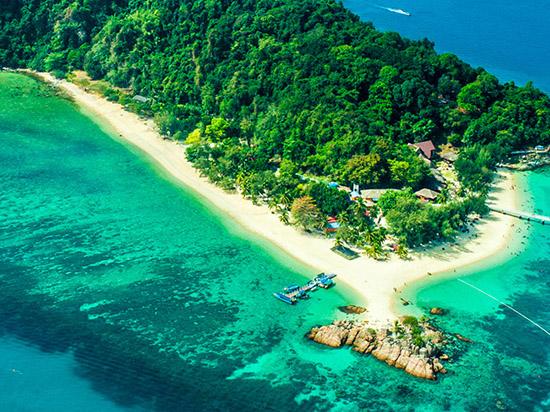 Online Boat ticket - Redang Island